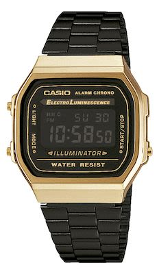 Casio Collection Ladies' Gold Watch