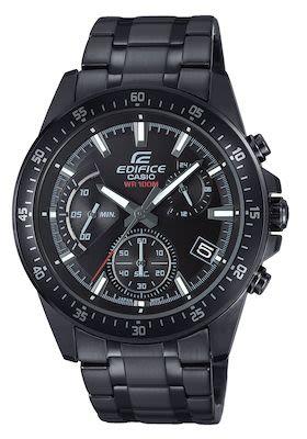 Casio Edifice Gent's Basic Black Watch