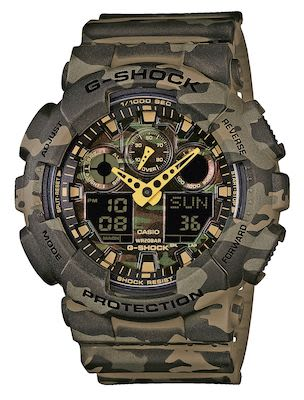 Casio Gent's G-Shock Army Watch