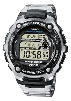 Casio Radio Controlled Gent's Watch