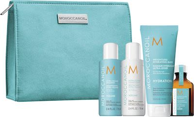 Moroccanoil Volume Travel Set