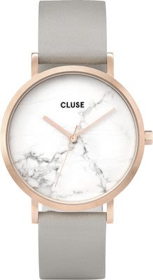 Cluse La Roche Ladies' Watch Marble Grey