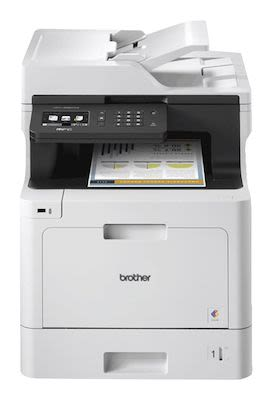 Brother MFCL8690CDW Color laser AIO with fax and wireless