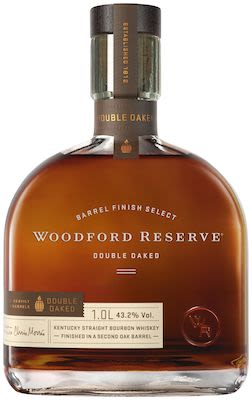 Woodford Reserve Double Oak, 100 cl. - Alc 43.2% Vol.