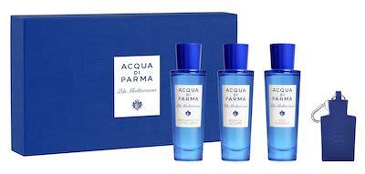 Acqua Di Parma Blu Mediterraneo Set