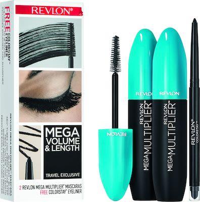 Revlon Mega Multiplier Mascara Set