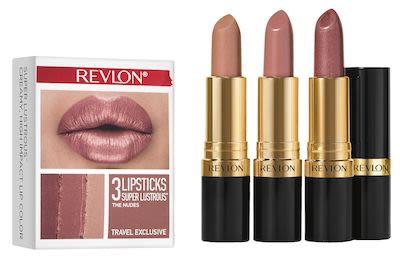 Revlon Super Lustrous The Nudes Lipstick Set