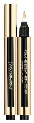 YSL Touche Eclat High Cover Concealer N° 1 Porcelain 2.5 ml