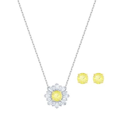 Swarovski Sunshine Jewellery Set