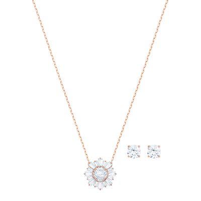 Swarovski Sunshine Jewellery Set
