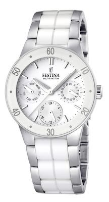 Festina Ladies' Ceramic Watch