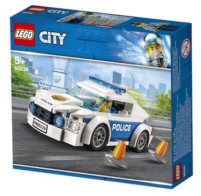 Lego City 60239 Police Patrol Car