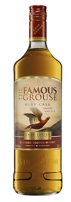 The Famous Grouse Ruby Cask, 100 cl. - Alc 40% Vol.