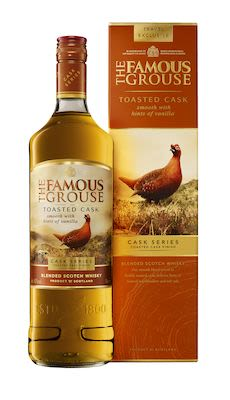 The Famous Grouse Toasted, 100 cl. - Alc 40% Vol.