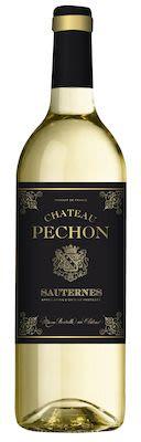 2015 Château Pechon Sauternes Blanc 75 cl. - Alc. 13% Vol.