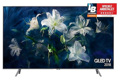 SAMSUNG TV QLED Smart TV 55inch