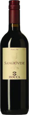 Rocca Sangiovese Puglia IGT 75 cl. - Alc 12% Vol.