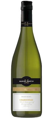 Marcel Martin Cuvee Mademoiselle Chardonnay 75 cl. - Alc. 12% Vol.
