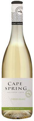 Cape Spring Chenin Blanc 75 cl. - Alc. 12.5% Vol.