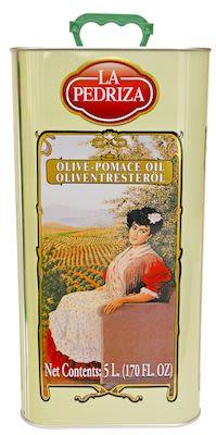 Best Before 01.06.2019 Sansa Olive Oil Pomace 5 litre