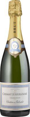 Chartron & Trébuchet Crémant de Bourgogne Chardonnay 75 cl. - Alc. 11,5% Vol.