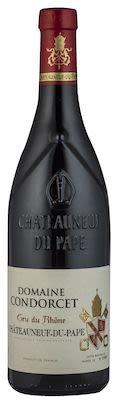 2018 Domaine du Condorcet Châteauneuf du Pape 75 cl. - Alc. 14,5% Vol.