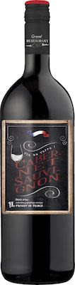 Grand Restaurant Chic, IGP Oc Cabernet Sauvignon 75cl. - Alc. 13% Vol.