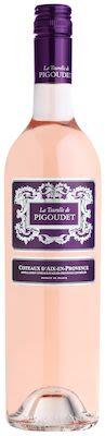 Tourelle de Pigoudet Côteaux d'Aix en Provence Rosé 75 cl. - Alc. 13% Vol.