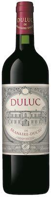 2015 Duluc de Branaire Ducru Saint Julien 75 cl.  - Alc. 13% Vol.