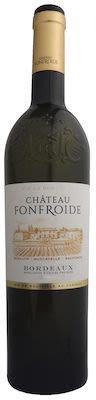Château Fonfroide Bordeaux Blanc 75 cl. - Alc. 11,5% Vol.