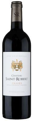 2016 Château Saint Robert, AOP Graves Rouge 75 cl. - Alc. 14% Vol.