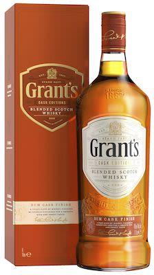 Grant's Rum Cask 100 cl. - Alc. 40% Vol.
