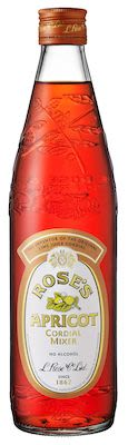 Rose's Apricot 57 cl.