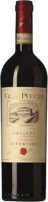 Villa Puccini Chianti Superior 75 cl. - Alc. 12,5% Vol.