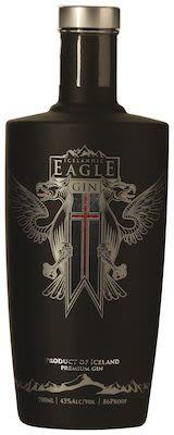 Icelandic Eagle Gin 70cl. - Alc. 43% Vol.