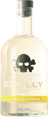 Skully Gin Oriental Citrus 70cl. - Alc. 41,8% Vol.