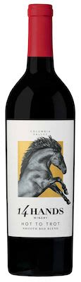 14 Hands Hot to Trot Smooth Red Blend Columbia Valley 75 cl - Alc. 13,5% Vol.