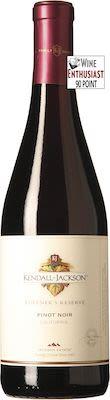 2017 Kendall-Jackson Vintner's Reserve Pinot Noir 75 cl. - Alc. 14,5% Vol.