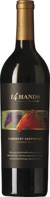 2016 14 Hands Cabernet Sauvignon 75 cl. - Alc. 13.5% Vol.