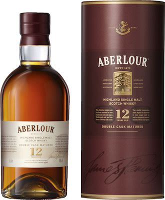 Aberlour 12 YO Double Cask, 100 cl. - Alc. 40% Vol. In gift box. Speyside.
