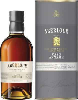 Aberlour Casg Annamh, 100 cl. - Alc. 48% Vol. In gift box. Speyside.