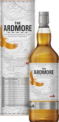 Ardmore Triple Wood, 100 cl. - Alc. 46% Vol. Highland.