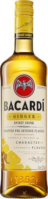 Bacardi Ginger 100 cl. - Alc. 32% Vol.