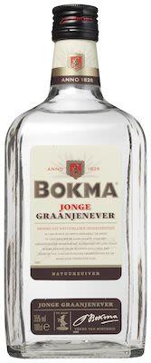 Bokma Jong 100 cl. - Alc. 35% Vol.