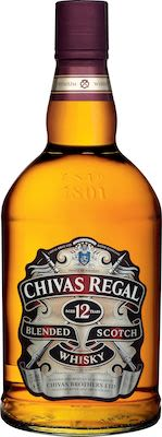 Chivas Regal 12 YO 175 cl. - Alc. 40% Vol.