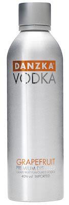 Danzka Vodka Grapefruit 100 cl. - Alc. 40% Vol.