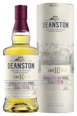Deanston 10 YO, 70 cl. - Alc. 46.3% Vol. Highland.