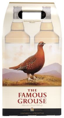 The Famous Grouse Twin Pack, 2x100 cl. - Alc. 40% Vol.