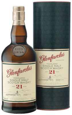 Glenfarclas 21 YO, 70 cl. - Alc. 43% Vol. Highland.