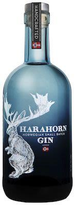 Harahorn Gin 100 cl. - Alc. 46% Vol.